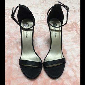 Michael Antonio 8.5 Black Platform High Heels